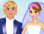Play Free Anna And Kristoff Wedding