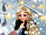 Play Free Boho Winter With Princesses