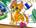 Play Free Color Me Pets