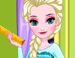 Play Free Elsa's Prom Dress Design