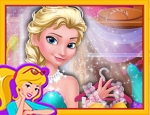 Play Free Elsas Secret Wardrobe
