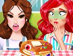 Play Free Funny Food Challenge