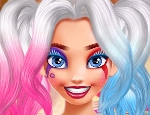 Play Free Harley Quinn Face Care and Make Up