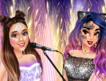 Play Free Pop Concert With Princesses