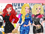 Play Free Princess BFF Fashion Blog