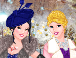 Play Free Princesses Welcome Winter Ball