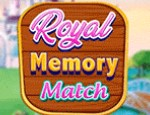 Play Free Royal Memory Match