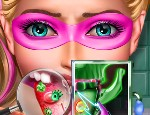 Play Free Super Doll Tongue Doctor