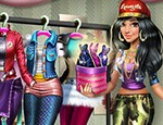 Play Free Tris Gangsta Dolly Dress Up