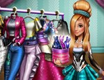 Play Free Tris Superstar Dolly Dress Up