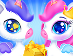 Play Free Unicorns Birthday Surprise